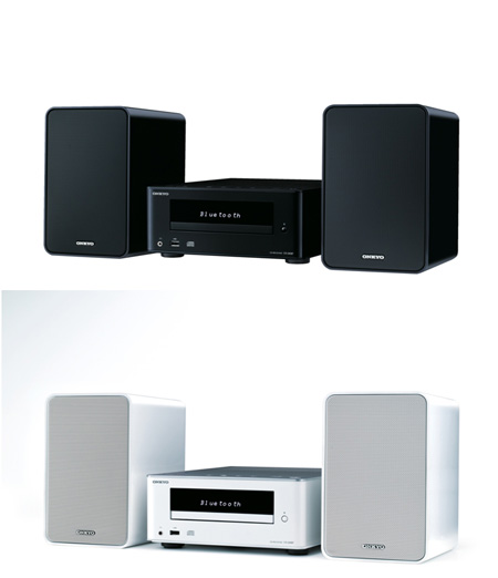 CD-мини система с Bluetooth: Onkyo CS-245 BT Black