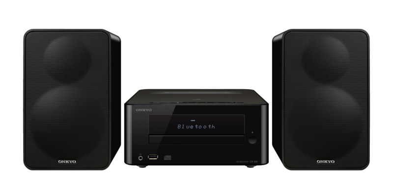 CD-мини система с Bluetooth: Onkyo CS-265  Black