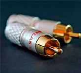 Коннекторы: Atlas RCA Plug 8.5 mm Cross Hatch Design