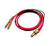 Фоно кабель: Tonar Tone arm High-End connection cable (Red). art. 4492