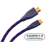 Кабель HDMI:Real Cable EHDMI (HDMImini  - HDMI) High Speed 2 M00