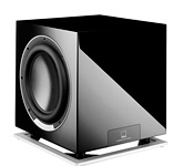Сабвуфер: DALI SUB  P-10 DSS Black High Gloss