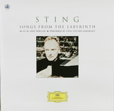 Sting - Songs from the Labyrinth (002894765730, 180 gram vinyl) Deutsche Grammophon/Germany, New & O