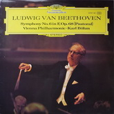 Ludwig van Beethoven – (Deutsche Grammophon 2530142, 180 gram vinyl) Germany, New & Original Sealed