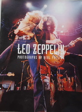 Книжное издание: LED ZEPPELIN: PHOTOGRAPHS BY NEAL PRESTON. OMNIBUS PRESS.Used, EX+ condition