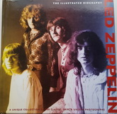 Книжное издание: LED ZEPPELIN: THE ILLUSTRATED BIOGRAPHY. [Hardcover]. Used, NM condition.