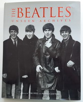 Книжное издание: THE BEATLES: UNSEEN ARCHIVES. [Hardcover]. Big Size. Used, EX+ condition.