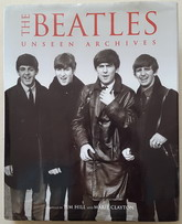Книжное издание: THE BEATLES: UNSEEN ARCHIVES. [Hardcover]. Medium Size. Used, EX condition.