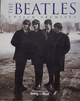 Книжное издание: THE BEATLES: UNSEEN ARCHIVES. [Softcover]. Small Size. Used, EX+ condition.