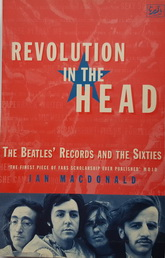 Книжное издание: REVOLUTION IN THE HEAD: THE BEATLES' RECORDS AND THE SIXTIES.Used, EX+