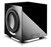 Сабвуфер: DALI SUB  M-10 D Black High Gloss