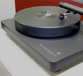 Проигрыватель виниловых дисков: Clearaudio Performance DC (TT5 tonearm, essence MC) Black with silve