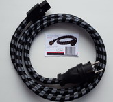 Силовой кабель: Real Cable  (PSOCC4MF) 4,0 мм  1,50 М