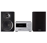 CD-мини система с Bluetooth: Onkyo CS-375D Black