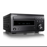 CD-ресивер с Bluetooth: Denon RCD-M41 Black