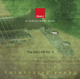 Тестовый CD: DALI CD Volume 5