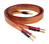 Кабель акустический: Nordost Super Flatline,2x2.5m is terminated with low-mass Z plugs