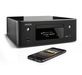Сетевой CD-ресивер с Wi-Fi/AirPlay2/Bluetooth: Denon CEOL RCD-N10 Black