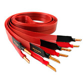 Кабель акустический: Nordost Red Dawn,2x2,5m is terminated with low-mass Z plugs