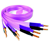 Кабель акустический: Nordost Purple flare,2x2,5m is terminated with low-mass Z plugs